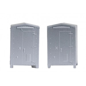 Modern Electrical Box - Medium (2pk)