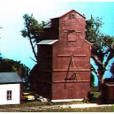 Country Grain Elevator