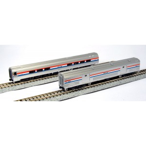 Amfleet Phase III 2-Car Set B