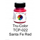 Solvent Based Paint - Santa Fe Red