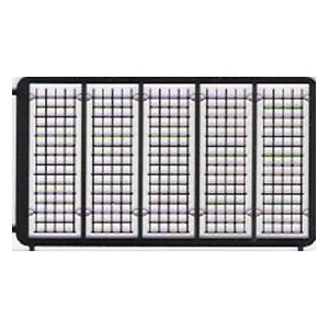 EMD 40 Series Radiator Screens