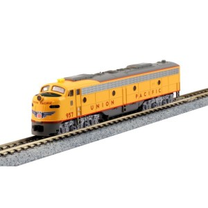 EMD E9A - Union Pacific 957 (DCC Equipped)