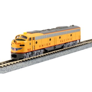 EMD E9A - Union Pacific 962 (DCC Equipped)