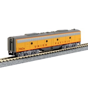EMD E9B - Union Pacific 962B (DCC Equipped)