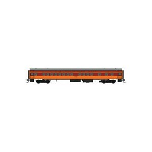 1948 Bunk Coach - Milwaukee Road (Gray Roof) 4445