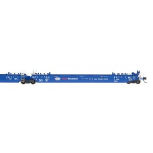 Gunderson Maxi-Stack IV - Pacer Stacktrain 6166 (3pk)