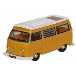VW Camper Bay Window - Marino Yellow/White