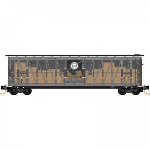 50' Box Car - Southern Pacific Impact Car 200