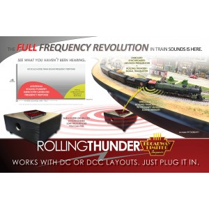 Complete Rolling Thunder Receiver with Subwoofer