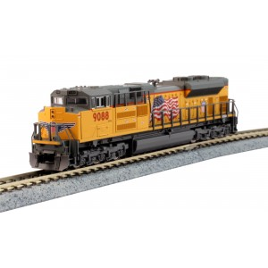 EMD SD70ACe - Union Pacific 9088 (DC,DCC & Sound)
