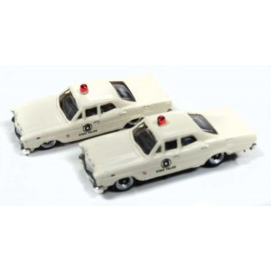 1967 Ford - State Police Cars (2pk)