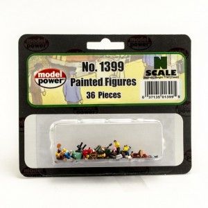 Painted Figures (36pk)