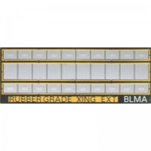 Modern Grade Crossing - Rubber Style Expander Pack