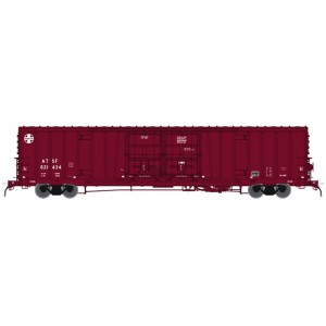 "BX-166 Box Car - Santa Fe 24"" Logo 1 621553"