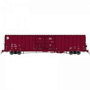 "BX-166 Box Car - Santa Fe 24"" Logo 2 621489"