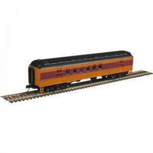 60' RPO - Milwaukee Road 1865