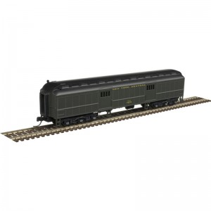 60' Baggage Car - New York Central 7959
