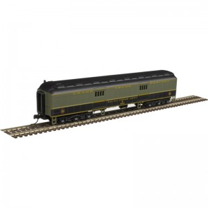 60' Baggage Car - New York Central 8805