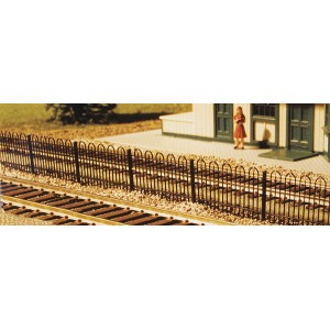 Hairpin Style Fence