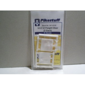 10 x 12 Freight Door (2pk)
