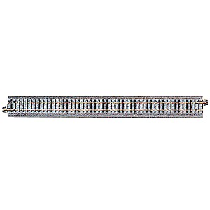"Unitrack Single Track Straight Viaduct 124mm (4 7/8"") (2pk)"