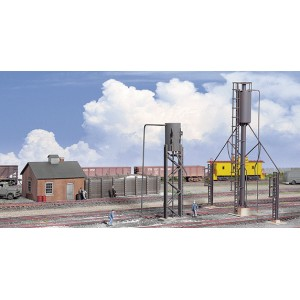 Sanding Towers & Drying House