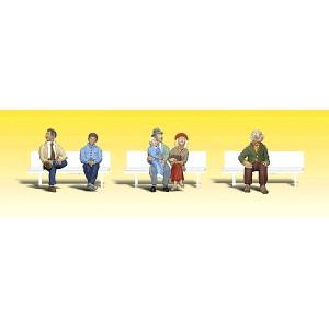 Passengers Sitting (5pk)