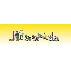Bicycle Buddies (9pk)