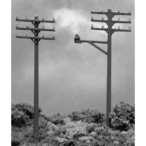 Telephone Poles (12pk)