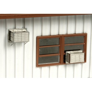 Window Mounted Air Conditioning Units (12pk)