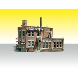 Clyde & Dales Barrel Factory w/Lights