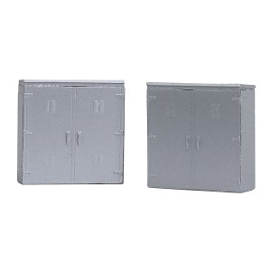 Modern Electrical Box - Small (2pk)
