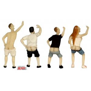 People Mooning (4pk)