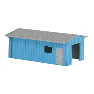 Armco Workshop - Blue