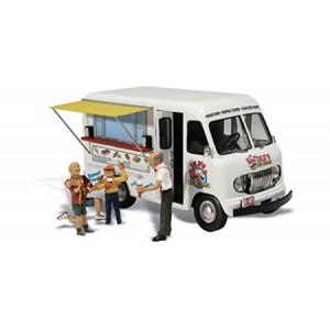 Ikes Ice Cream Truck