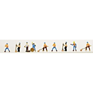 Utility Workers (9pk)