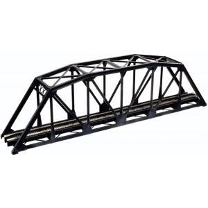 Through Truss Bridge Code 80 (Black)