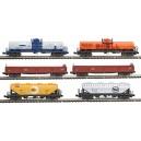 Mixed Freight Train Set