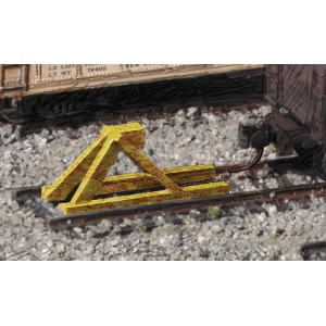 Track Bumpers - Yellow (5pk)