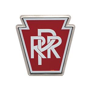 Pennsylvania Rail Road Metal Sign