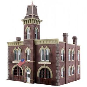 Fire Station No 3