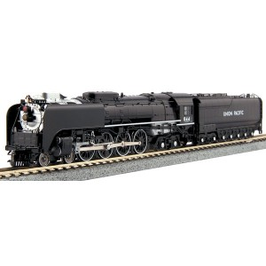 Class FEF-3 4-8-4 - Union Pacific 844 (DCC Equipped)