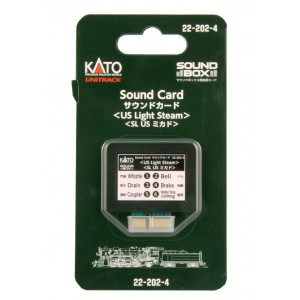 Soundbox Sound Card - US Light Steam
