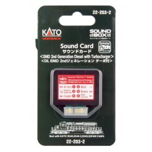 Soundbox Sound Card - EMD 2nd Generation Diesel with Turbocharger