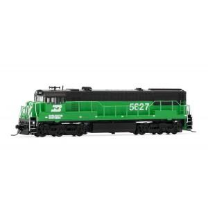 GE U25C - Burlington Northern 5627