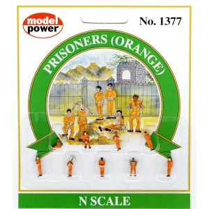 Prisoners (Orange)(9pk)