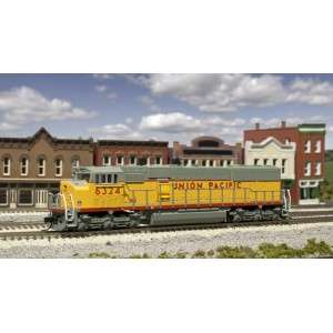 EMD SD-60M - Union Pacific 6324 (DCC Equipped)