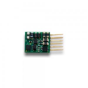 Plug'n'Play Decoder for 6 Pin NEM 651 Type Plug