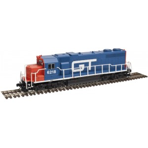 GP38 Low Nose - Grand Trunk Western 6218