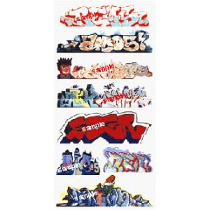 Graffiti Decals Mega Set 3 (8pk)